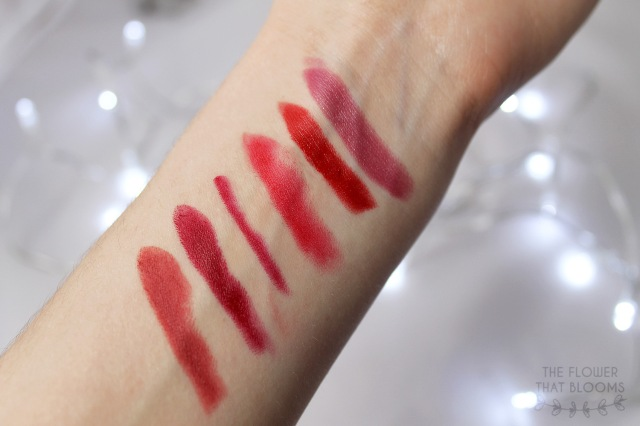 MUA-swatches