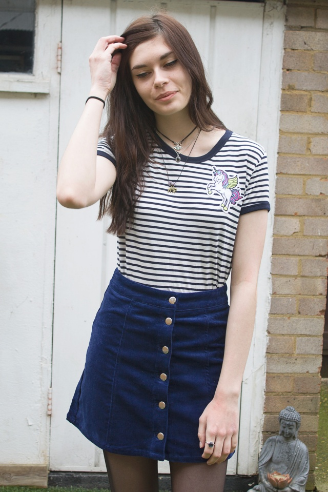 H&M-skirt-and-top-2
