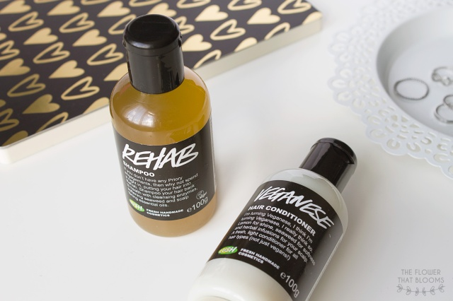 Lush-hair-products