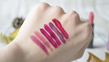 Satin Superslick Lip Paint by Barry M #3