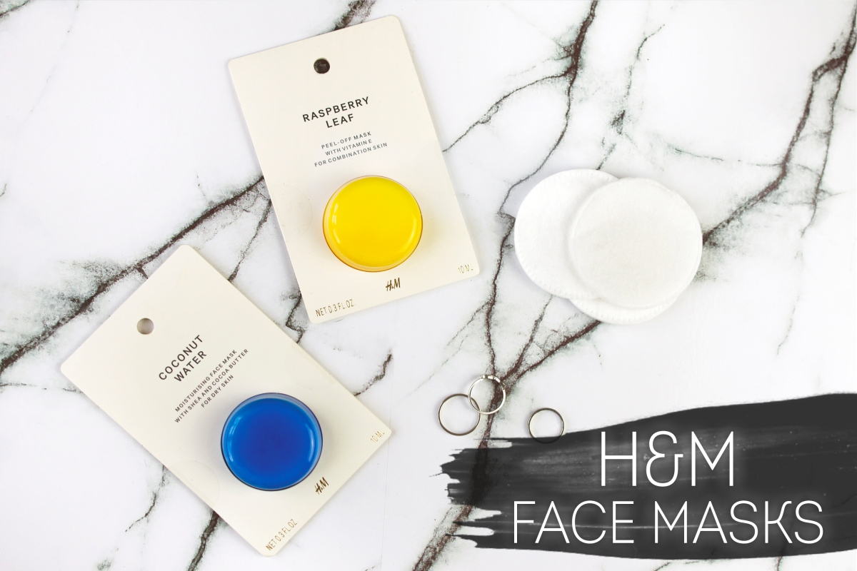 H&M Face Masks for Different Skin Types