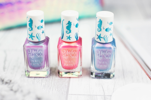barry m under the sea nail varnish 2
