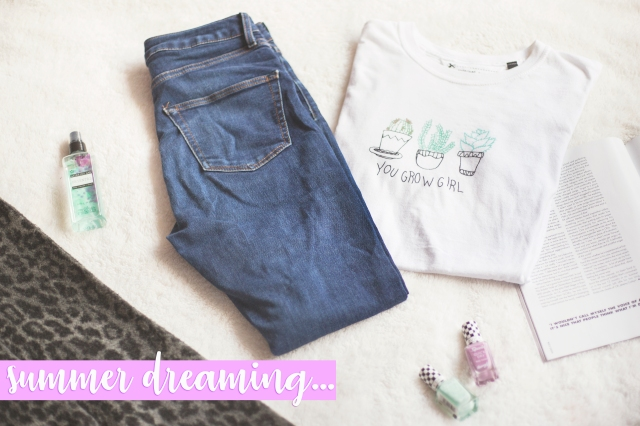 summer dreaming oots
